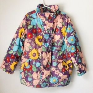 Hanna Andersson | Floral Jacket